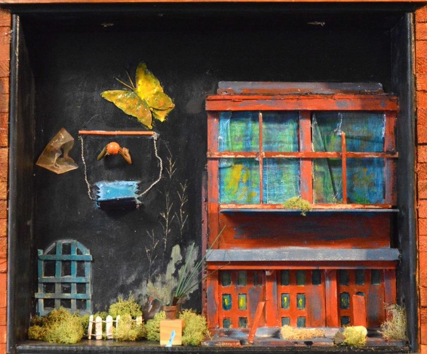 Schoolyard of Broken Dreams Marvin Tate, 2014