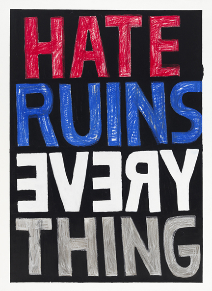 Hate Ruins Everything Lee Tracy, 2012