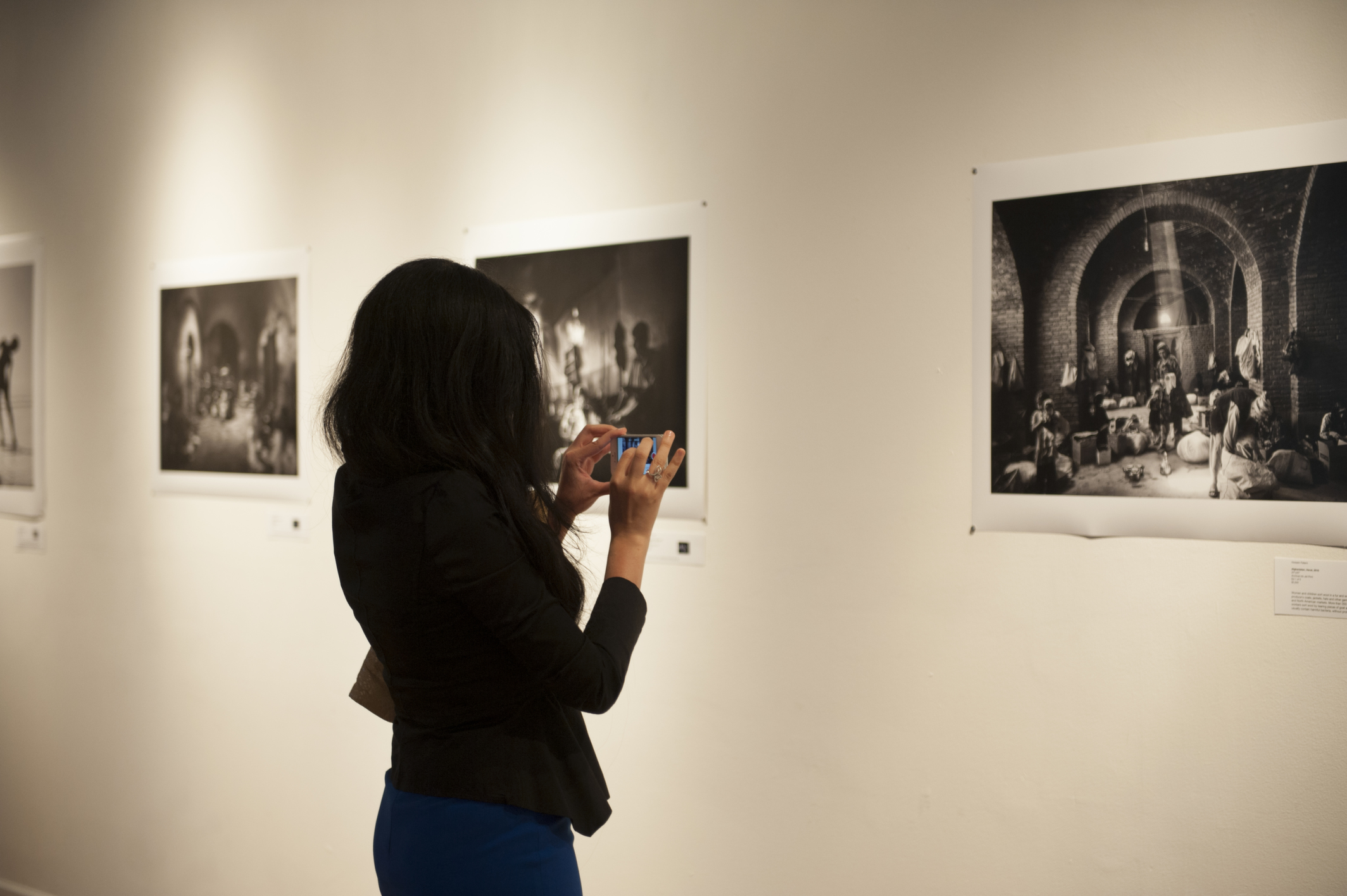 "Over 100 in Attendance at ""Under the Surface: A Photographic Portrait of the Middle East"""